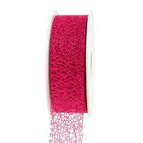 Gavebånd i lyserød 3 cm, 10m
