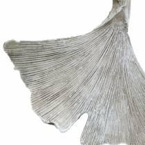 Grave smykker ginkgo blad til at hænge 10 cm 3stk