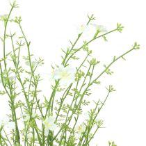 Gorse bush hvid 60cm