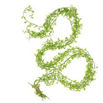 Planter krans med bærgrøn L122cm
