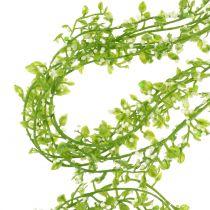 Plantekrans med bær grøn L122cm