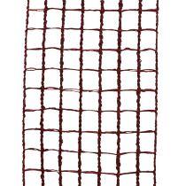Netbånd 4,5 cm x 10m Bordeaux