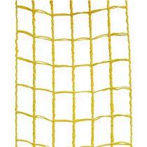 Gitterbånd 4,5 cm x 10m gul