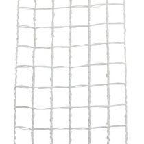 Gitterbånd 4,5 cm x 10m hvid