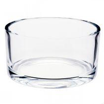 Glaskål Ø15cm H8cm