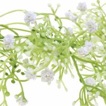 Garland gypsophila hvid 180cm
