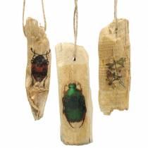 Dekorativt hængende insekttræ 9-13cm 36p