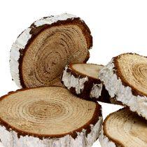 Træskiver granoptik 3-7,5cm 500g