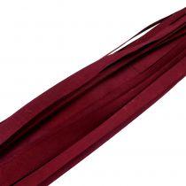 Trestrimler Bordeaux 95cm - 100cm 50p