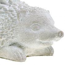 Havefigur pindsvin 18,5 cm x 11,5 cm
