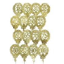 Jubilæumsnumre guld