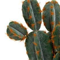Kunstige kaktus i en gryde 20 cm
