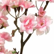 Kirsebærblomst gren lyserød 105cm
