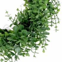 Krans eukalyptusgrøn Ø36cm