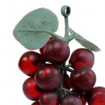 Kunstige druer Bordeaux 10cm