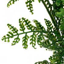 Kunstig Fern Grøn Kunstig Fern Kunstig Grøn Plante