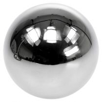 Dekorative bolde rustfrit stål Ø11cm 2stk