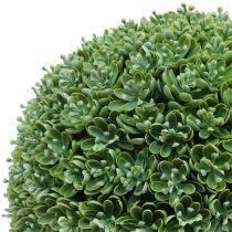 Boxwood kugle kunstgrøn Ø28cm