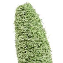 Luffa stor på en pind grøn 25stk
