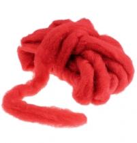 Uldsikring 10m rød