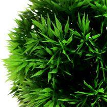 Mini græs kuglegrøn Ø12cm 1p