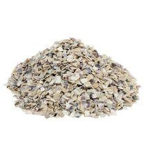 Granat granulat 2mm - 3mm naturligt 2 kg
