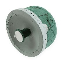 Skum til urner med stikholder stor Ø10,5 cm 3stk