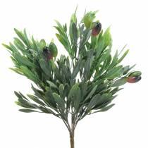 Oliven gren kunstig grøn 27cm 7 tråde