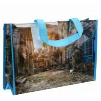 Indkøbspose med håndtag Brittany plast 45 × 14 × 30 cm shopper