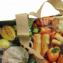 Indkøbspose med håndtagsharmoni 35 × 18 × 39 cm plast