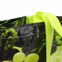 Indkøbspose med håndtag Vitale-plast 38 × 20 × 39 cm