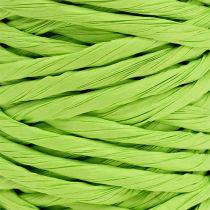 Papirledning 6mm 23m æblegrøn
