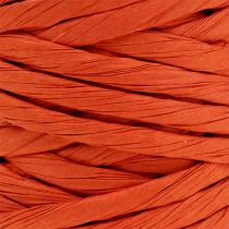 Papirledning 6mm 23m orange