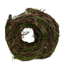 Plante krans naturlige 28 cm x 30 cm
