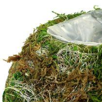 Planteskål moseskål Ø18cm 2stk