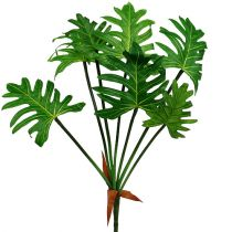 Philodendron plante kunstgrøn 58cm