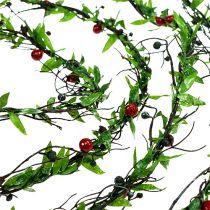 Vinlander med bær 3 m