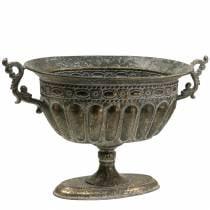 Kop antik guld oval 42 cm H28cm