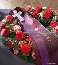 Tilpas begravelsesbåndene