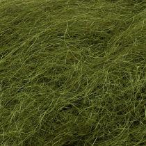 Sisal mosgrøn 250g