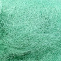 Sisal dekorativt græs lysegrøn 250g