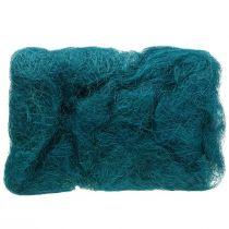 Sisal blågrøn 250g