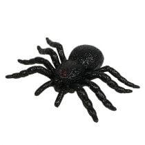Edderkop, flagermusfigurer sort 10cm, 14cm 3stk