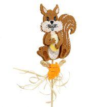 Stik pindsvin, egern L30cm 12 stk