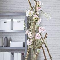 Blomster skumkugle Ø20cm