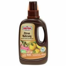 Substral Naturen Citrusfoder til citrusplanter og Middelhavsplanter 500 ml