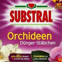 Substral orkidé gødning stikker 10stk