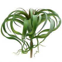 Tillandsie kunstig til at klæbe grøn 30 cm