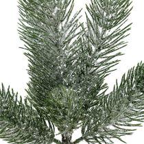 Grangren grøn is 30 cm 3stk