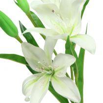 Lily hvid 58cm